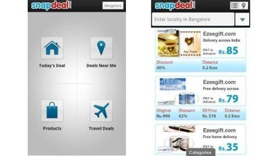 snapdeal-android-app