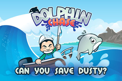Dolphin Chase