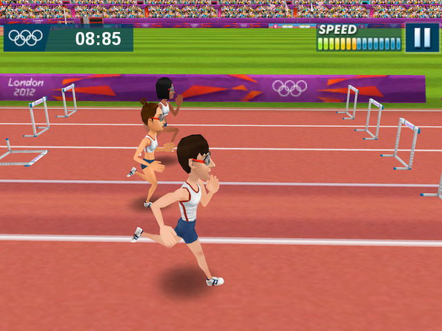 London 2012 Features