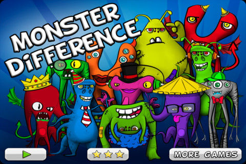 Monster Difference Game