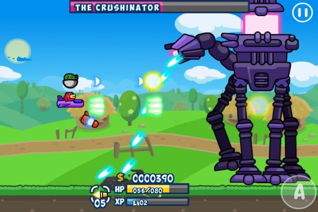 Toon Shooters Graphics