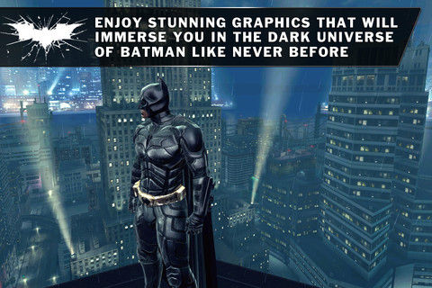 THe Dark Knight Rises Graphics