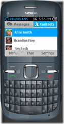 S40-XMS-NokiaC3-Screenshots-Contacts
