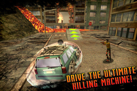 The Last Driver Game