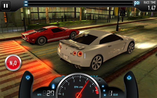 CSR Racing Graphics