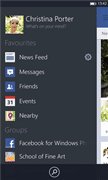 Facebook Beta app for Windows Phone
