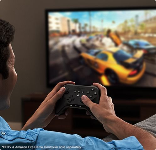Amaon Fire TV game controller