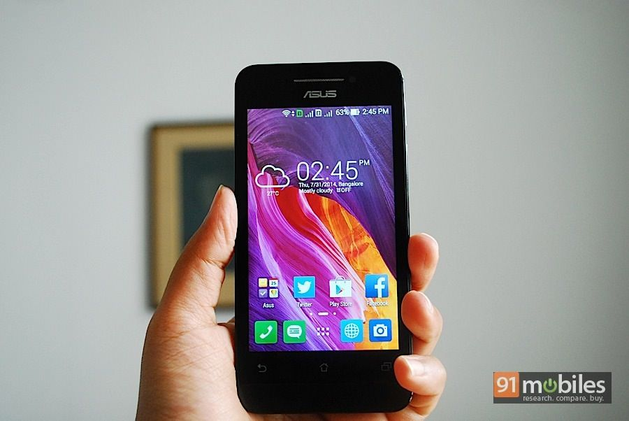 Asus Zenfone 4_display 2