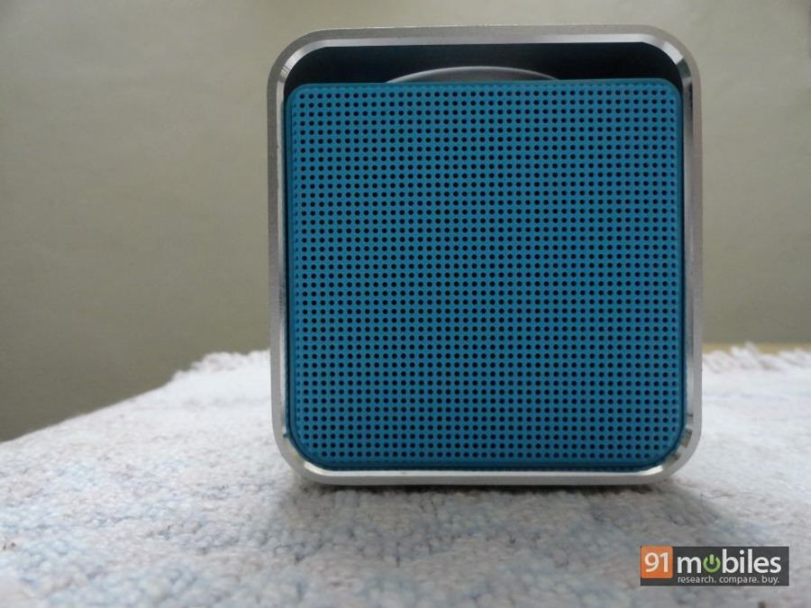 Rapoo A300 portable Bluetooth speaker review 14