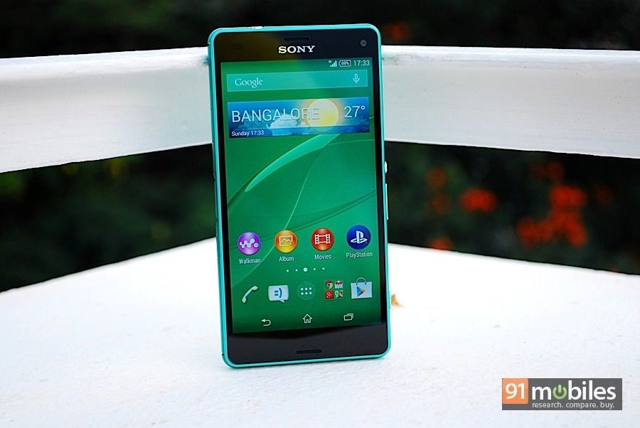 Sony Xperia Z3 Compact_display_2