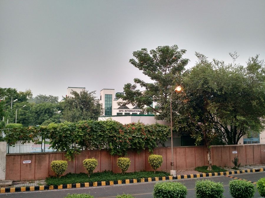 The new Moto X (2nd gen) camera performance - HDR on