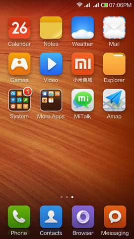 Xiaomi Redmi Note screenshot (2)