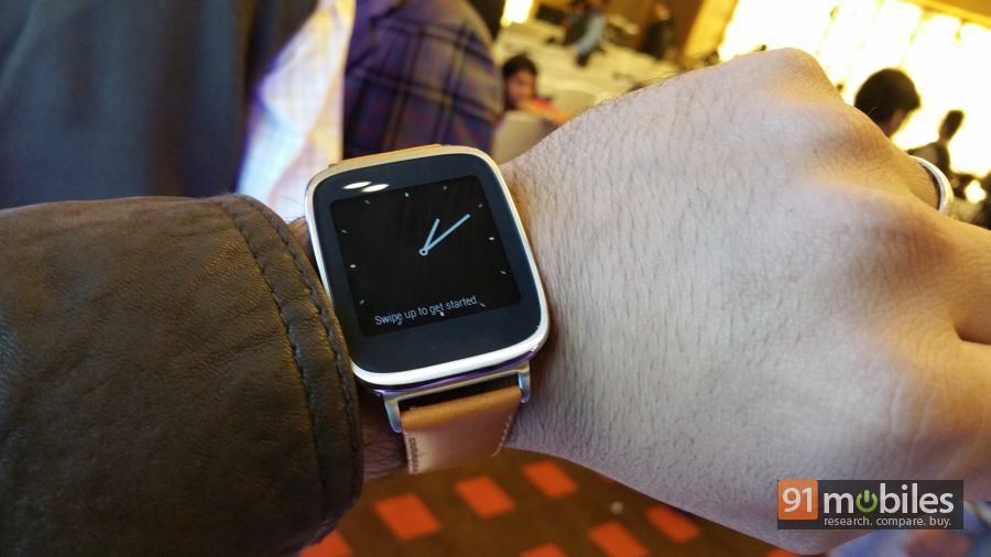 ASUS ZenWatch Review 18