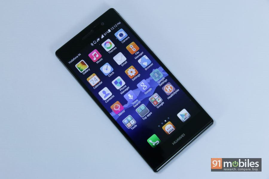 Huawei Ascend P7 review 19