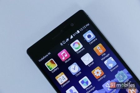 Huawei Ascend P7 review 24