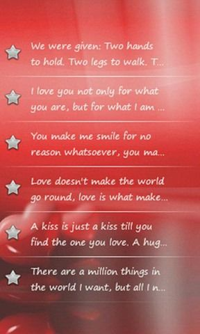 Love and Romance Quotes 2