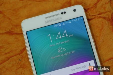 Samsung Galaxy A3 and A5 first impressions 29