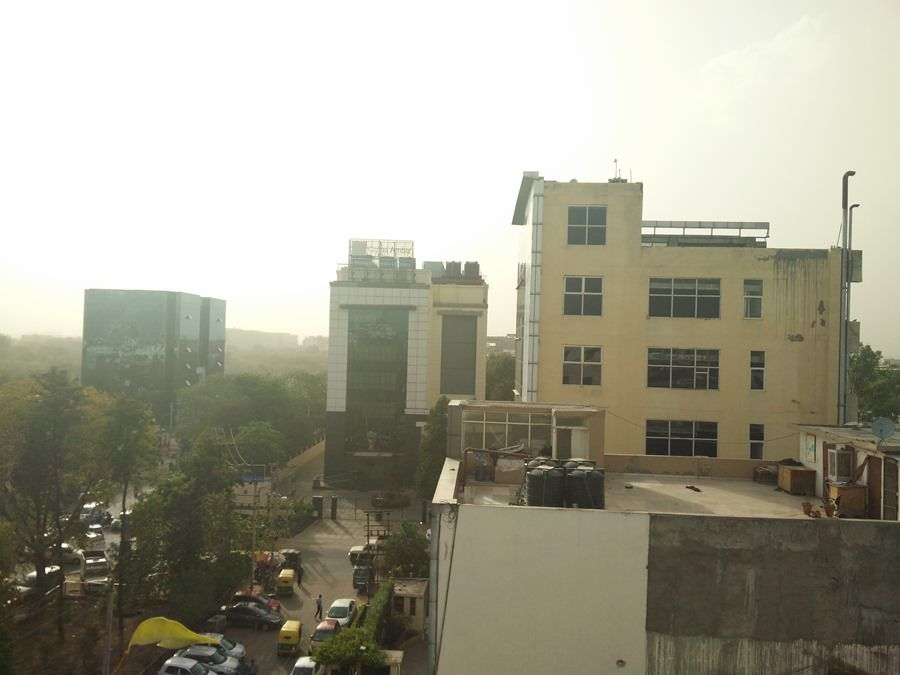 OPPO N3 camera performance - HDR on
