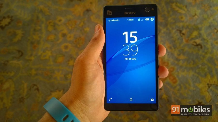 Sony Xperia C4 first impressions 23