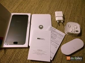 MEIZU MX5 unboxing and first impressions 16