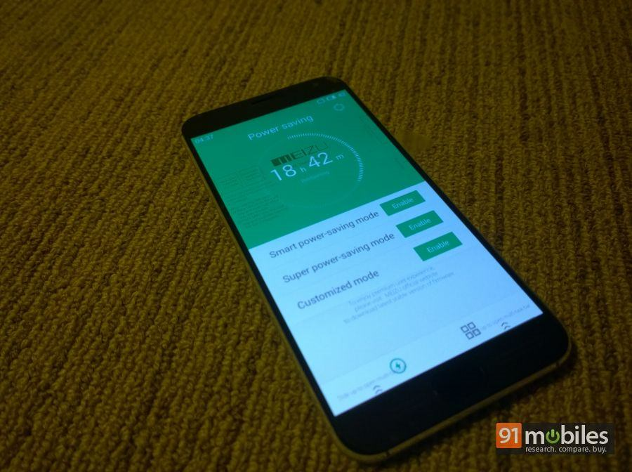 MEIZU MX5 unboxing and first impressions 38