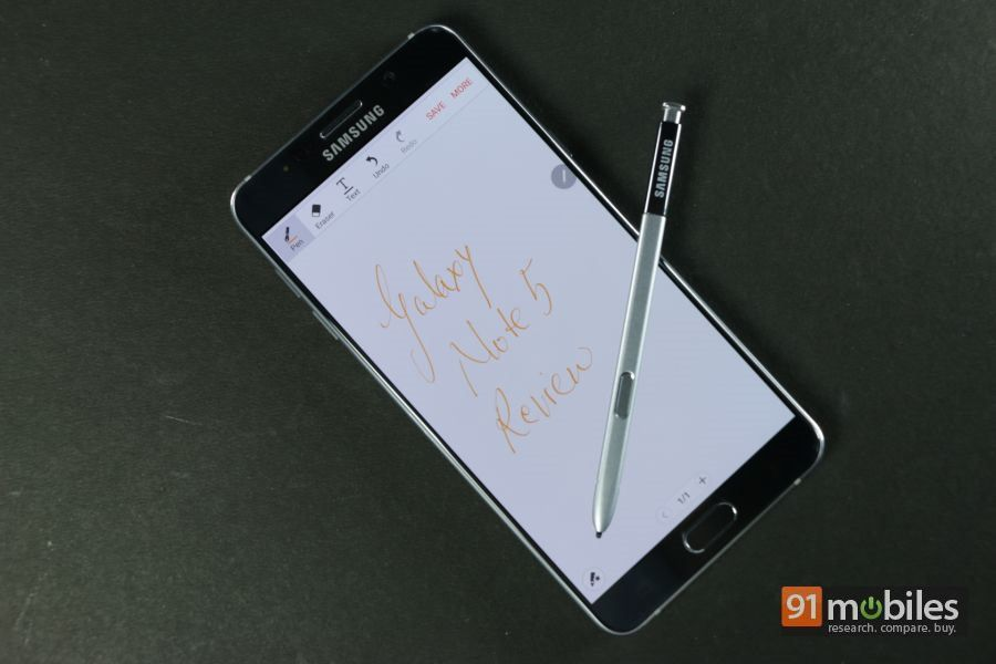 Samsung Galaxy Note5 review 80
