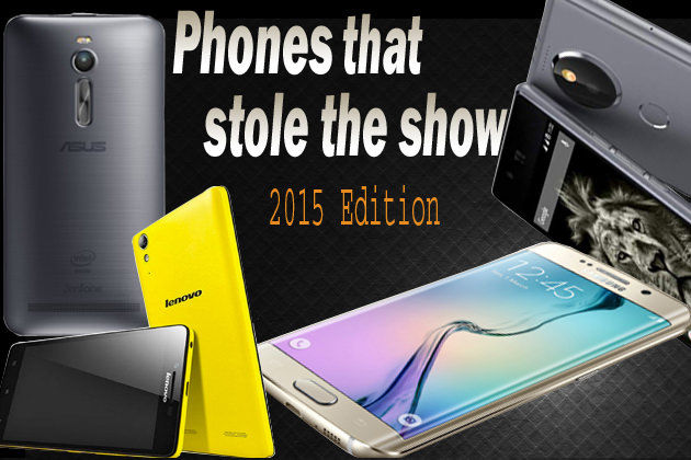 The most exciting phones of 2015