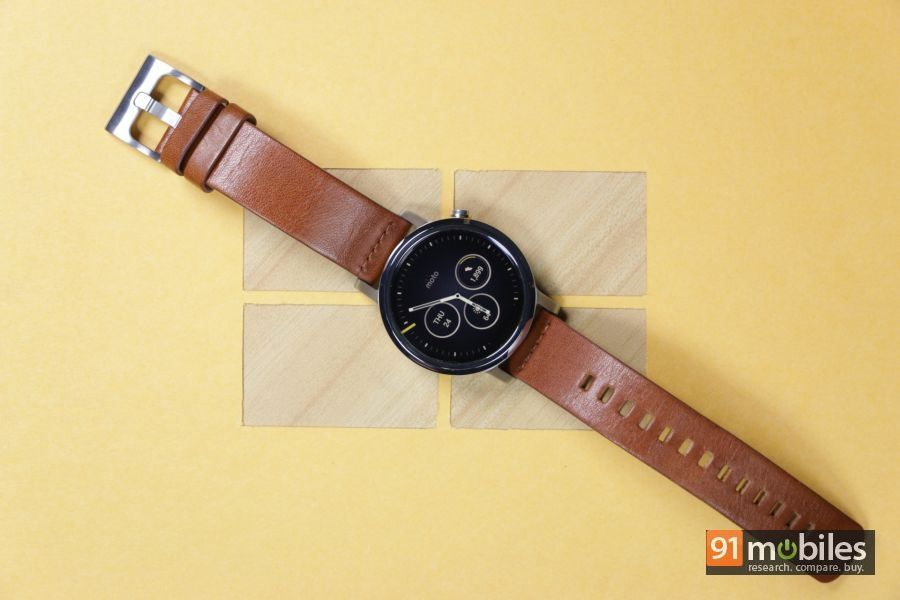 Motorola Moto 360 (2nd-gen) review 01