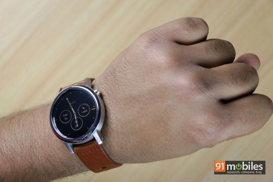 Motorola Moto 360 (2nd-gen) review 14