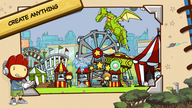 Scribblenauts Unlimited_1