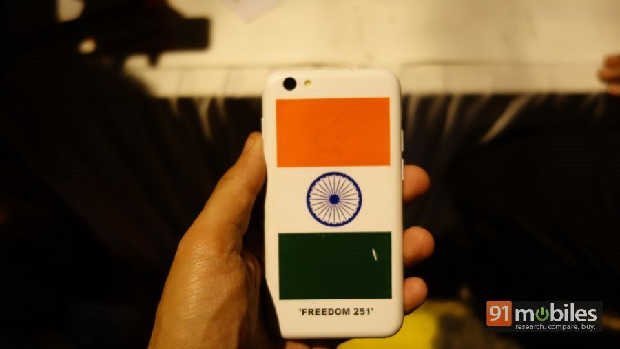 Freedom 251 unboxing and first impressions 14
