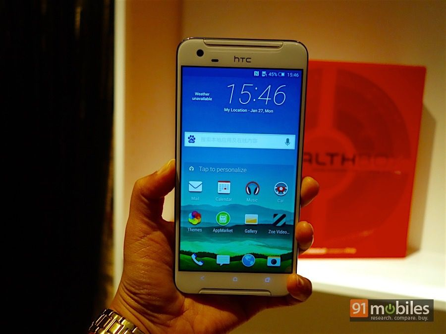 HTC One X9 and new Desire series
