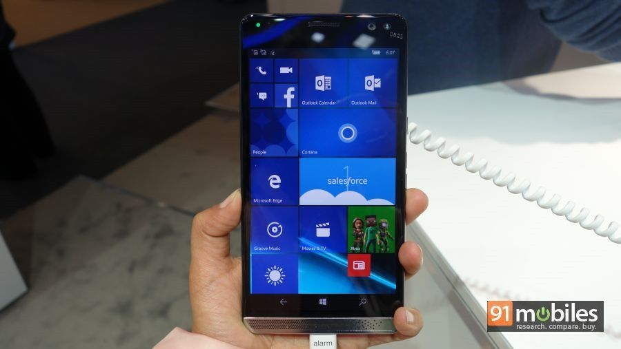 HP Elite X3 first impressions 01