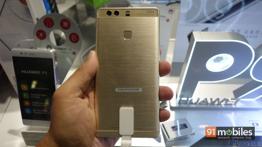 Huawei P9 first impressions - 91mobiles 06