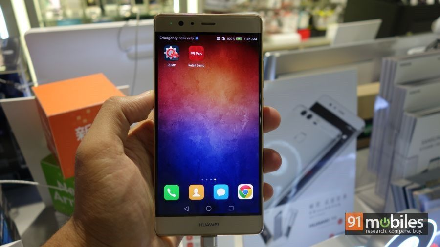Huawei P9 first impressions - 91mobiles 13