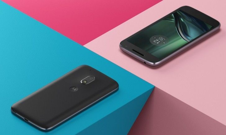 Moto Z Play and G4 Play