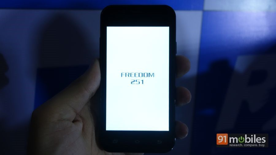 Ringing Bells Freedom 251 revisited - 91mobiles 14