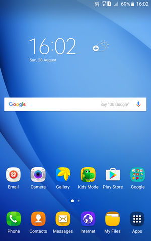 Samsung Galaxy J Max screenshot (4)
