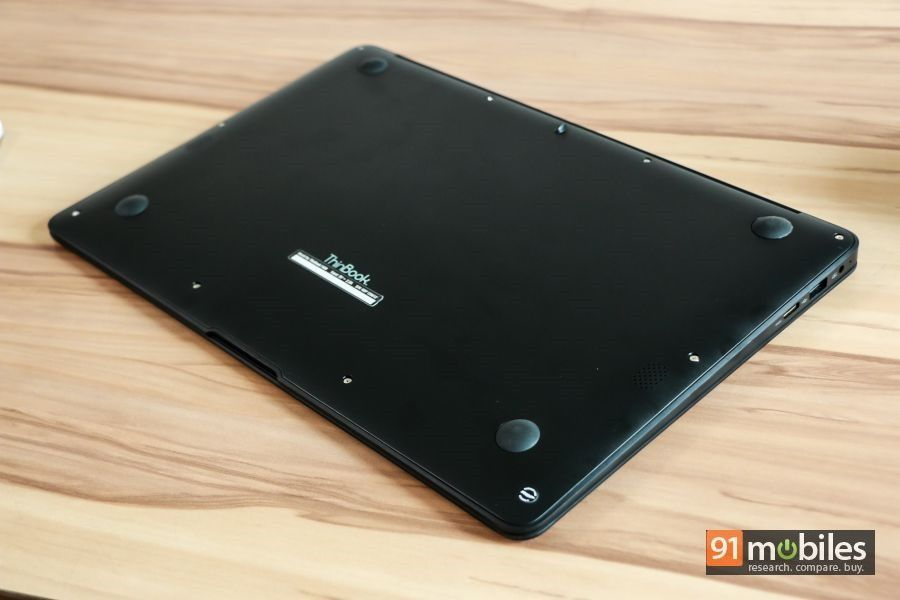 RDP ThinBook review - 91mobiles 24