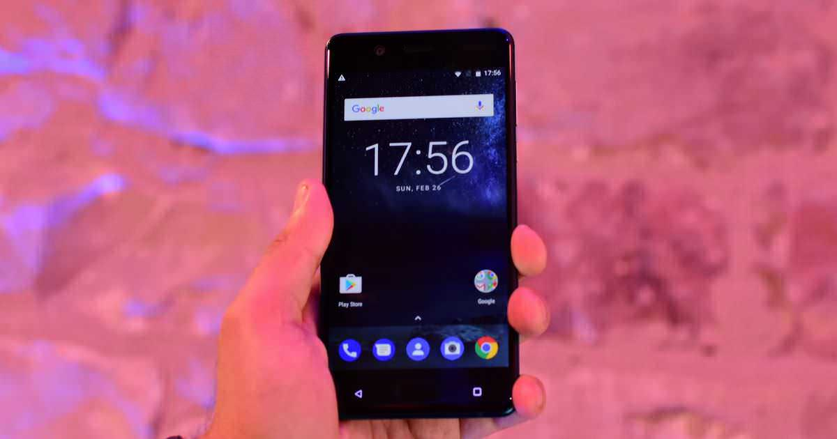 Nokia 5 (2017) Android 9 Pie update starts rolling out