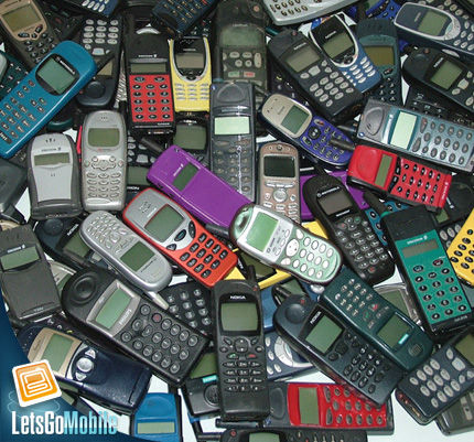 old-mobile-phones