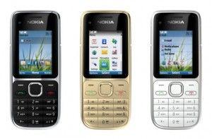 Nokia launches two mobiles Nokia C2-01, X2-01 | 91mobiles com