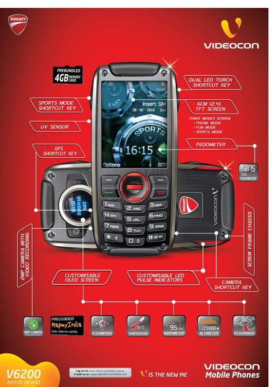 Complete_features_videocon_v6200