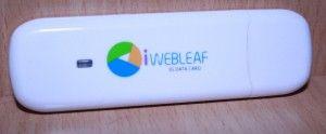 iwebleaf-3g-data-card