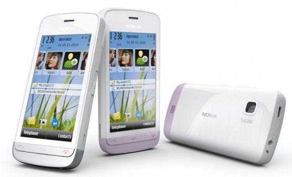 Nokia-C5-03-White