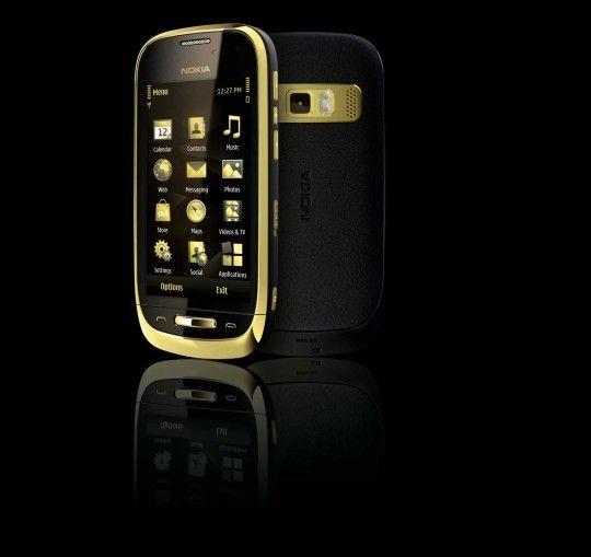 Nokia-Oro-Black