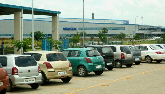 Nokia-Plant-India