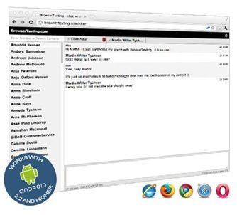 browsertexting