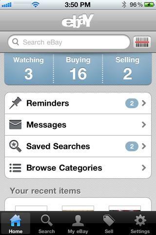 eBay-India-App