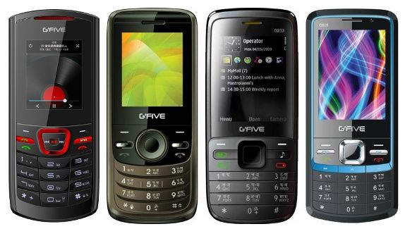 GFive-G115-G116-G223-G505
